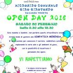 Volantino OPEN DAY ROSSANO 2015.2016